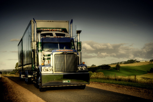 Trucking spot markets are pricing in coronavirus infection rates