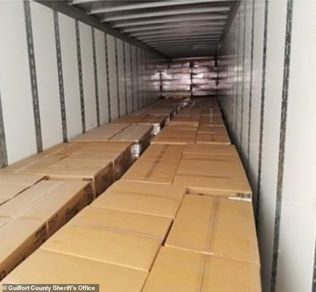 COVID-19 lets freight move more easily, study says
