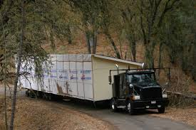 mobile home shipping