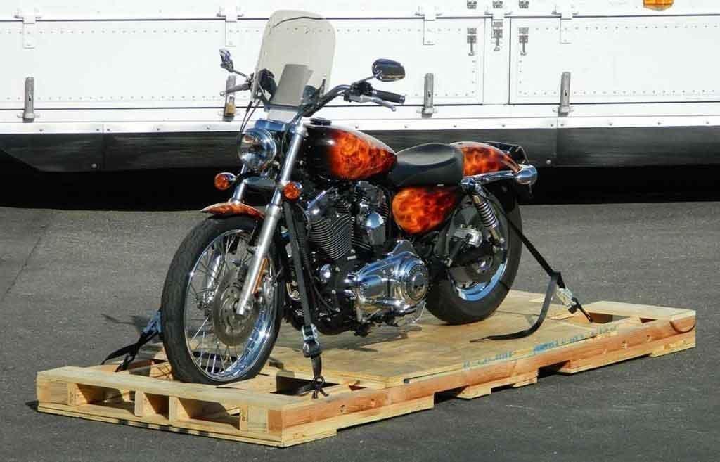 motherload motorcycle shipping