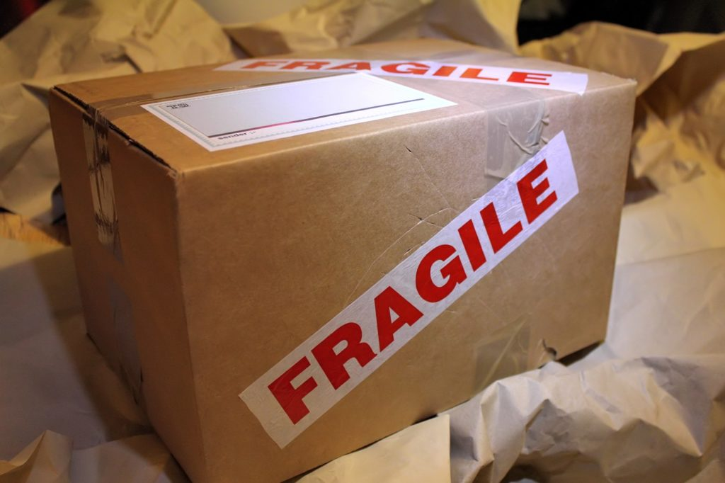 Fragile Item Shipping