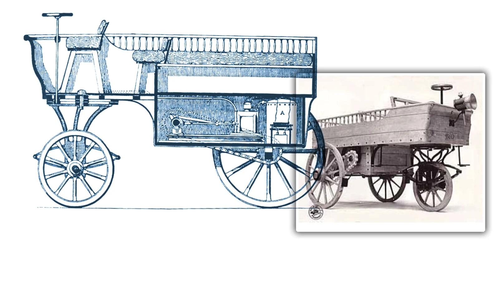 1863 Lenoir Hippomobile