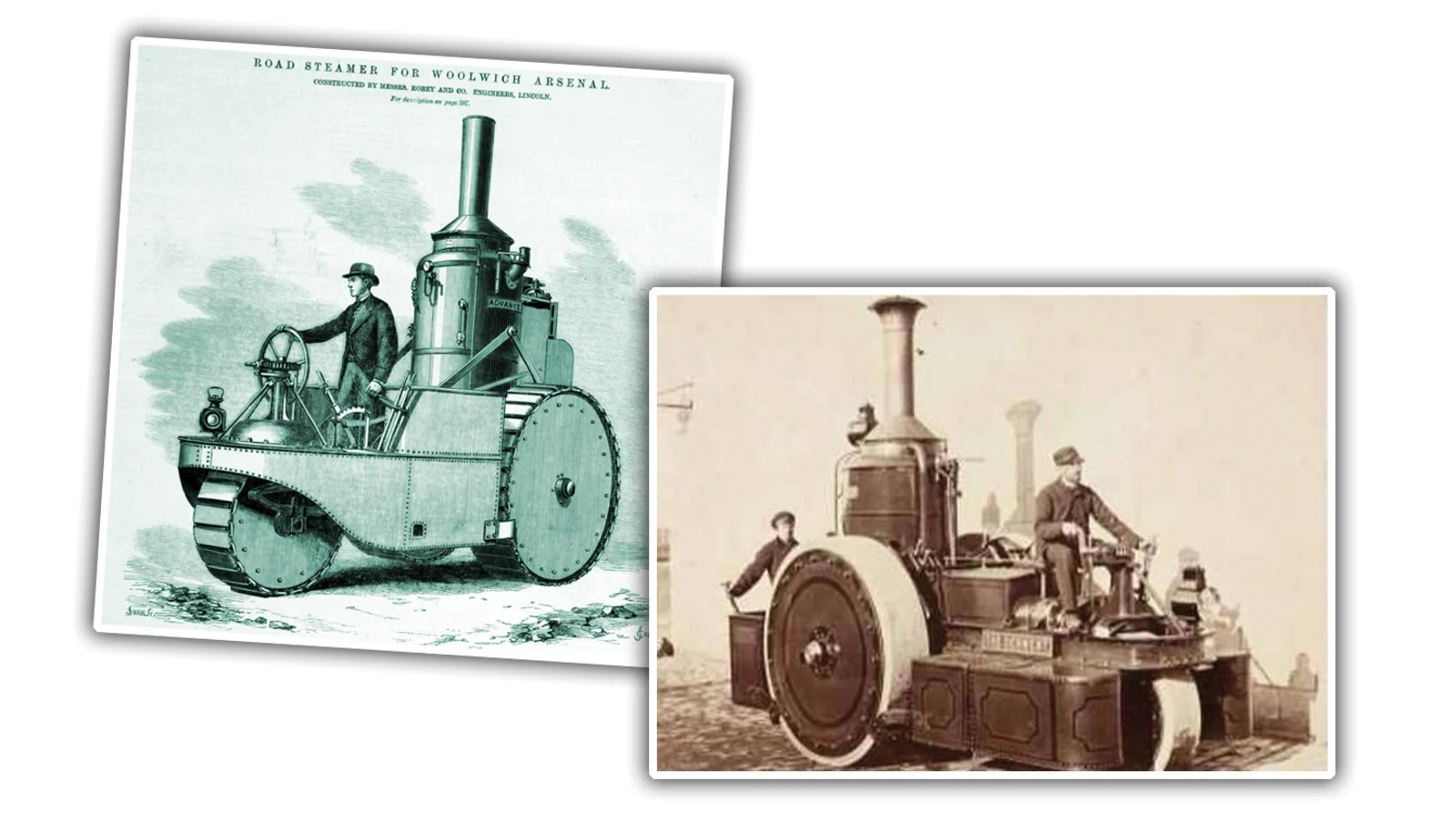 1869 Thomson Road Steamers